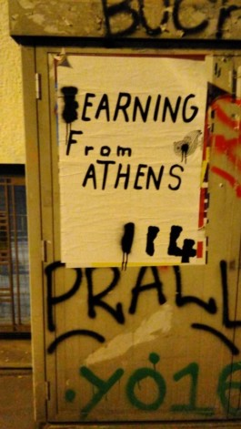 Membrane earning from Athens