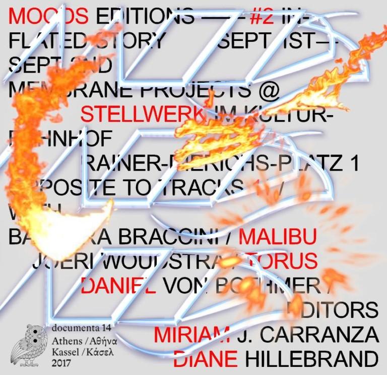 Membrane MOODS #2 inflated story // Torus // Malibu // Daniel von Bothmer Editors: Miriam J. Carranza and Diane Hillebrand