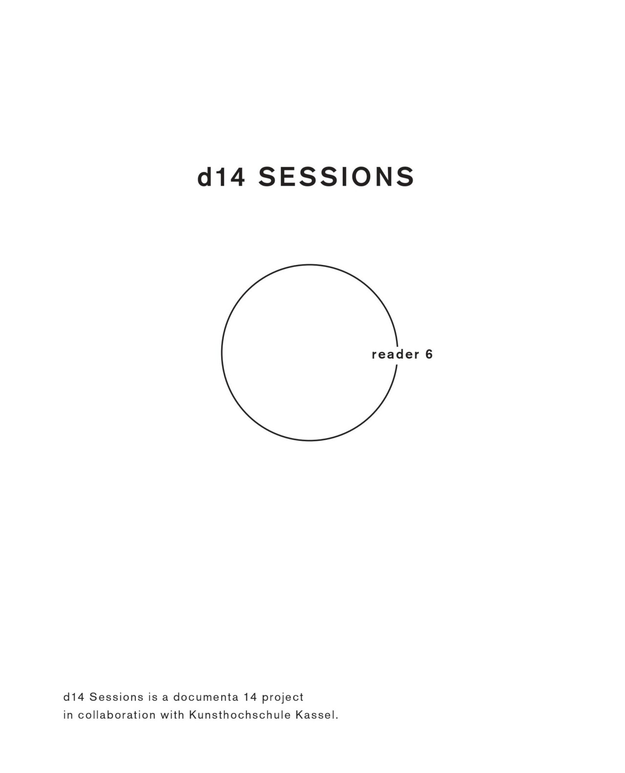 Membrane d14 SESSIONS #8, with Paul B. Preciado, Curator of Public Programs d14